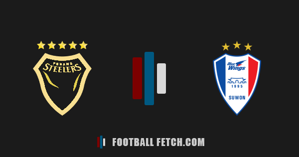 Pohang Steelers VS Suwon Bluewings thumbnail