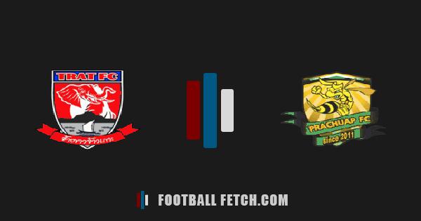 뜨랏 FC VS 쁘라쭈압 FC thumbnail