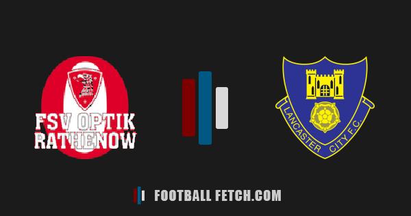 FSV Optik Rathenow VS Luckenwalde thumbnail