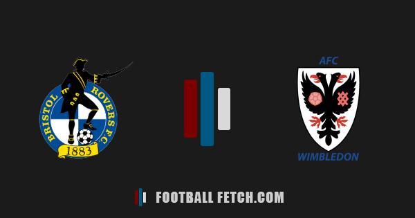 Bristol Rovers VS AFC Wimbledon thumbnail