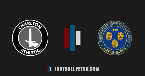 Charlton Athletic VS Shrewsbury Town thumbnail