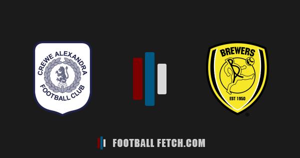 Crewe Alexandra VS Burton Albion thumbnail
