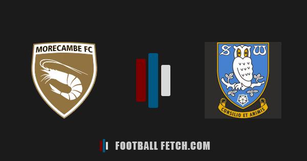Morecambe VS Sheffield Wednesday thumbnail