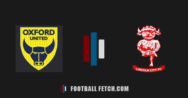 Oxford United VS Lincoln City thumbnail