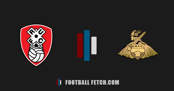 Rotherham United VS Doncaster Rovers thumbnail