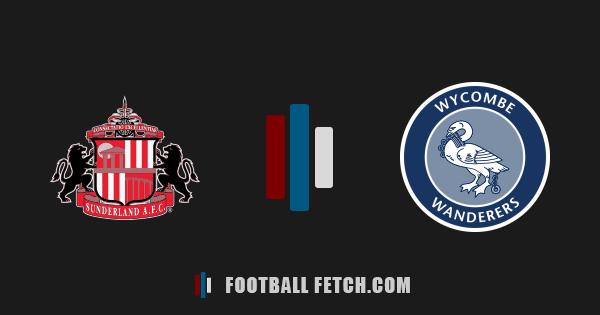 Sunderland VS Wycombe Wanderers thumbnail
