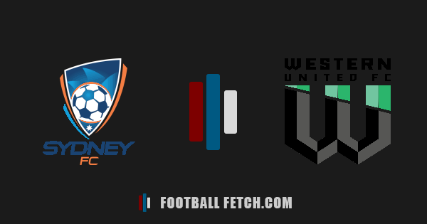 Sydney VS Western United thumbnail