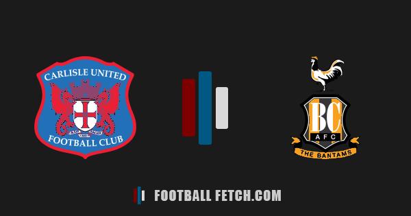 Carlisle United VS Bradford City thumbnail