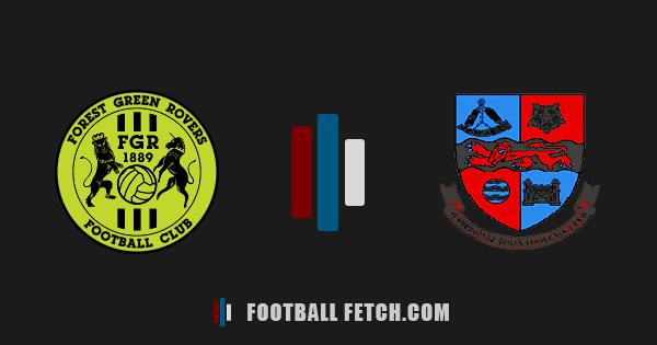 Forest Green Rovers VS Harrogate Town thumbnail