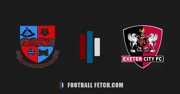 Harrogate Town VS Exeter City thumbnail