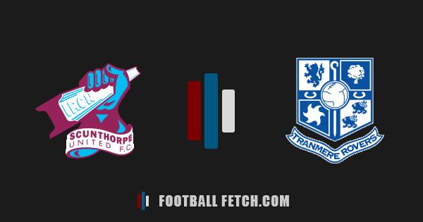 Scunthorpe United VS Tranmere Rovers thumbnail
