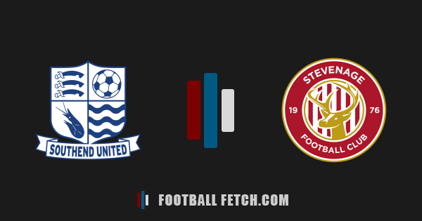 Southend United VS Stevenage thumbnail