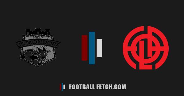 Mondorf-les-Bains VS Fola Esch thumbnail