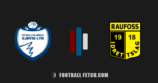 Gjøvik-Lyn VS Raufoss II thumbnail