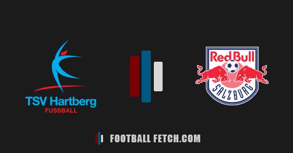Hartberg VS Salzburg thumbnail