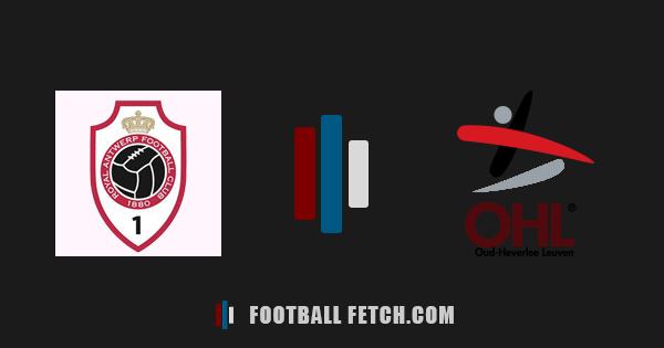 Antwerp VS OH Leuven thumbnail