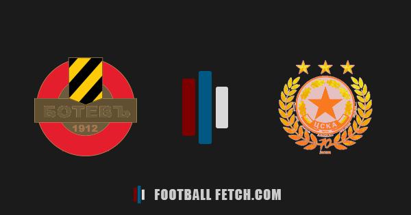 Botev Plovdiv VS CSKA 1948 Sofia thumbnail