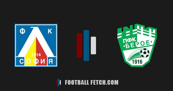 Levski Sofia VS Beroe thumbnail