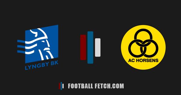 Lyngby VS Horsens thumbnail