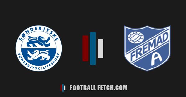 SønderjyskE VS Fremad Amager thumbnail