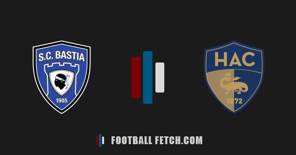 Bastia VS Le Havre thumbnail