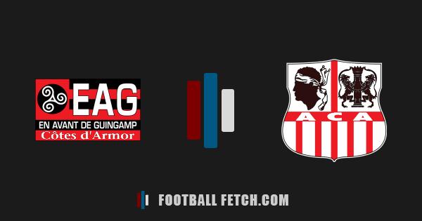 Guingamp VS Ajaccio thumbnail