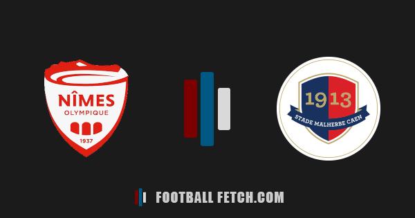 Nîmes VS Caen thumbnail