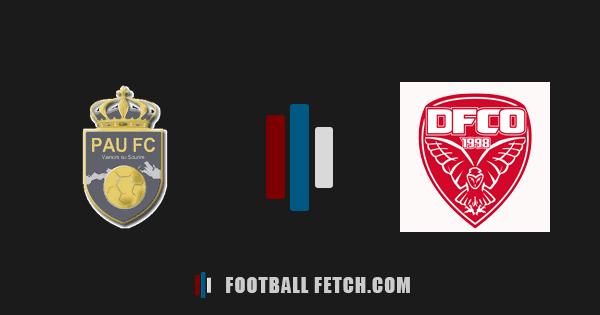 Pau VS Dijon thumbnail