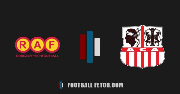 Rodez VS Ajaccio thumbnail