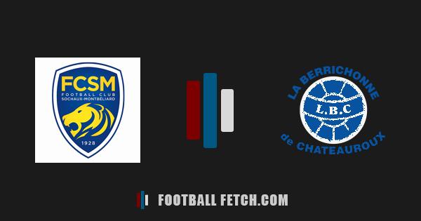 Sochaux VS Chateauroux thumbnail