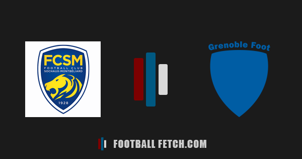 Sochaux VS Grenoble Foot 38 thumbnail