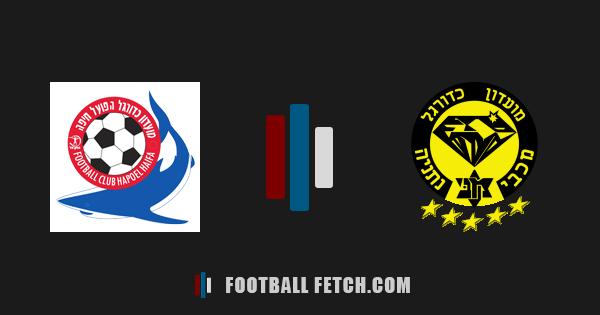 Hapoel Haifa VS Maccabi Netanya thumbnail