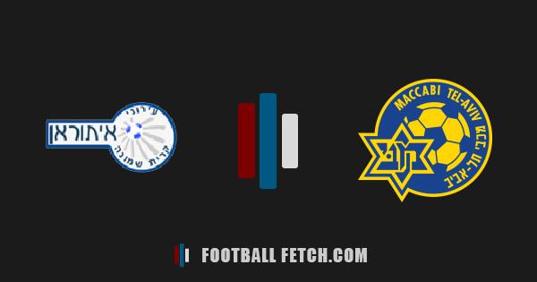 Ironi Kiryat Shmona VS Maccabi Tel Aviv thumbnail