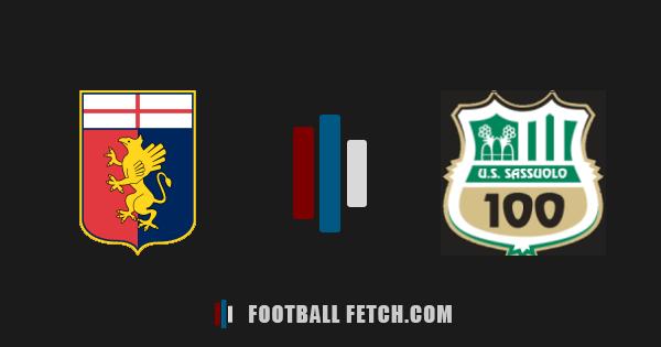 Genoa VS Sassuolo thumbnail