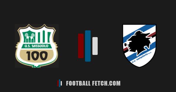 Sassuolo VS Sampdoria thumbnail