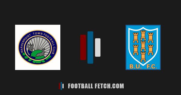 Warrenpoint Town VS Ballymena United thumbnail