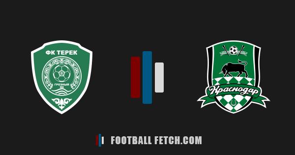 Akhmat Grozny VS Krasnodar thumbnail