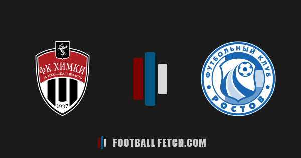 Khimki VS Rostov thumbnail