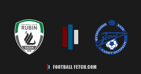 Rubin Kazan' VS Zenit thumbnail