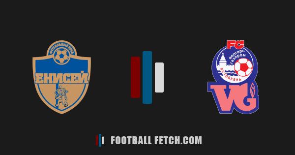 Yenisey VS Volgar Astrakhan thumbnail