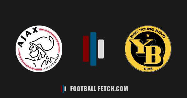 Ajax VS Young Boys thumbnail