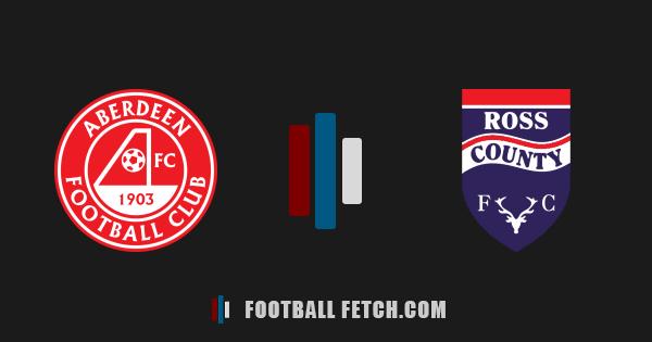 Aberdeen VS Ross County thumbnail