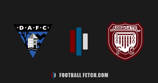 Dunfermline Athletic VS Arbroath thumbnail