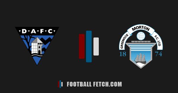 Dunfermline Athletic VS Greenock Morton thumbnail