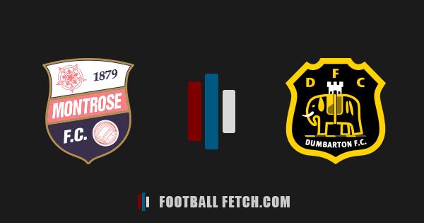 Montrose VS Dumbarton thumbnail