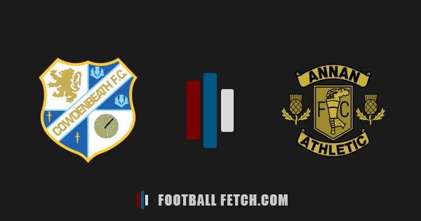 Cowdenbeath VS Annan Athletic thumbnail