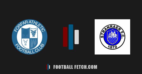 Forfar Athletic VS Stranraer thumbnail
