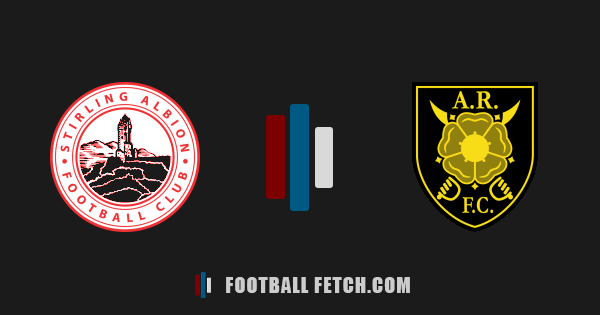 Stirling Albion VS Albion Rovers thumbnail