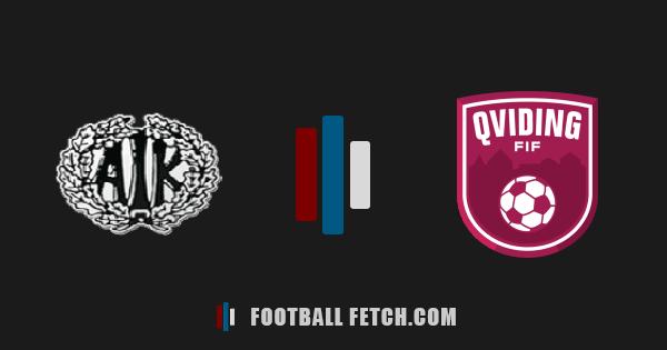 Oskarshamns AIK VS Qviding FIF thumbnail
