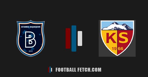 İstanbul Başakşehir VS Kayserispor thumbnail